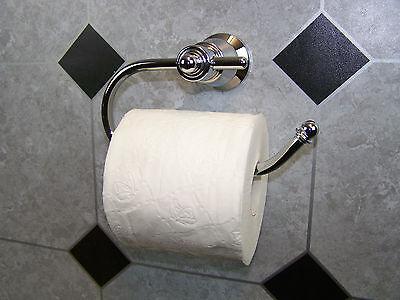 Manor House Dorf. Chrome. Toilet  Roll Holder.  Brand new. High quality.