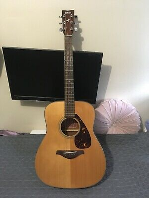Yamaha Acoustic Guitar In Sydney Region Nsw Guitars Amps Gumtree Australia Free Local Classifieds