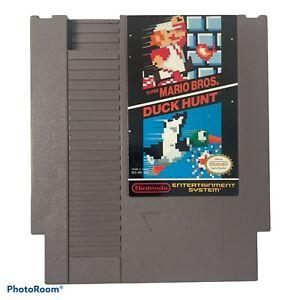 Super Mario Bros Duck Hunt (Nintendo Entertainment System) NES Cartridge Only