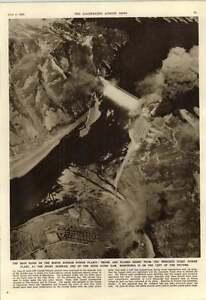 1952-Un-Aircraft-Raiding-N-Korea-Powerplant-Suiho-Dam-Anchieta-Prison-Break