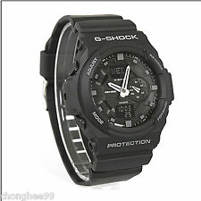 CASIO G-Shock Mens Digital Watch Quartz Analog World Time GA150-1AER Gents Watch