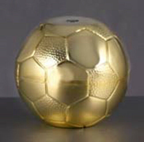 Médaillon Série 4er trophées trophée Football avec personnage et Ball-incl