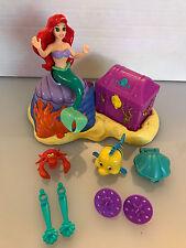 Play Doh Disney THE LITTLE MERMAID HIDDEN TREASURES PLAYSET - ARIEL