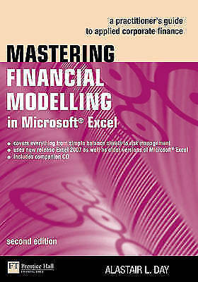 1 of 1 - Mastering Financial Modelling in Microsoft Excel: A practitioner's-ExLibrary