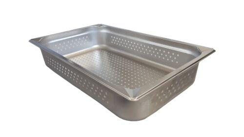 Fagor GNPK11100 Gastronorm-Behälter GN 1//1 perforiert 12,5L 100mm Tiefe