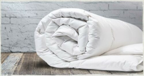 Percale Duvets Mix Tog 4.5-10.5 Polycotton All Sizes Hollowfibre Filling Duvets