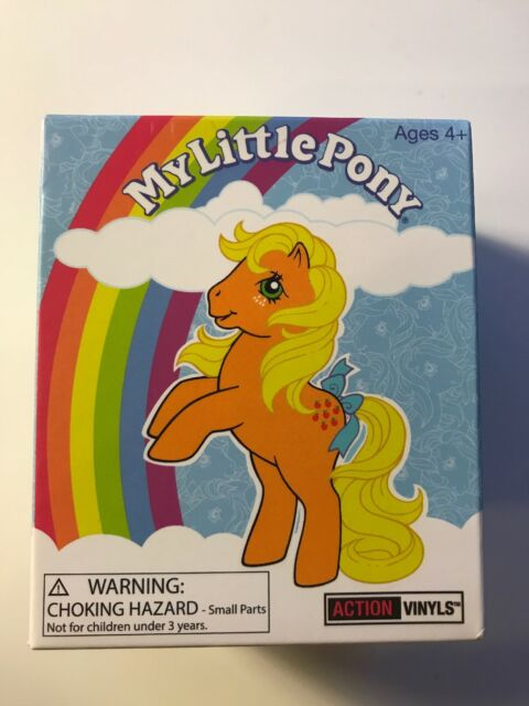 My Little Pony Wave 1 The Loyal Subjects Action Vinyl Figure Glory