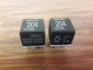Lot-2-relais-431951253H-n-204-AUDI