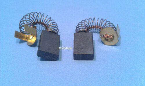 Aftermarket Skil Bosch Worm DRIVE De Carbone Brosse set 1619X01351 Cap Set 1619X01268