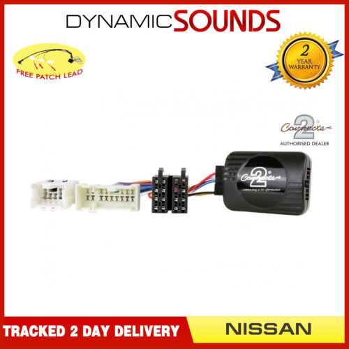 Ctsns017.2 Volante Adaptador de Botones de Palanca para Nissan X-Trail 2001-2008