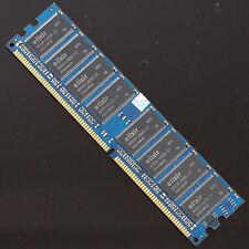 1GB DDR266 PC2100 Low-Density memory 266MHZ 184Pin Non-Ecc desktop RAM