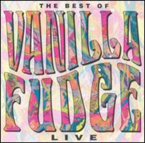 1 of 1 - Vanilla Fudge - Live [New CD] Manufactured On Demand