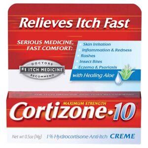 Cortizone-10 Coritzone-10 Cream .5 oz