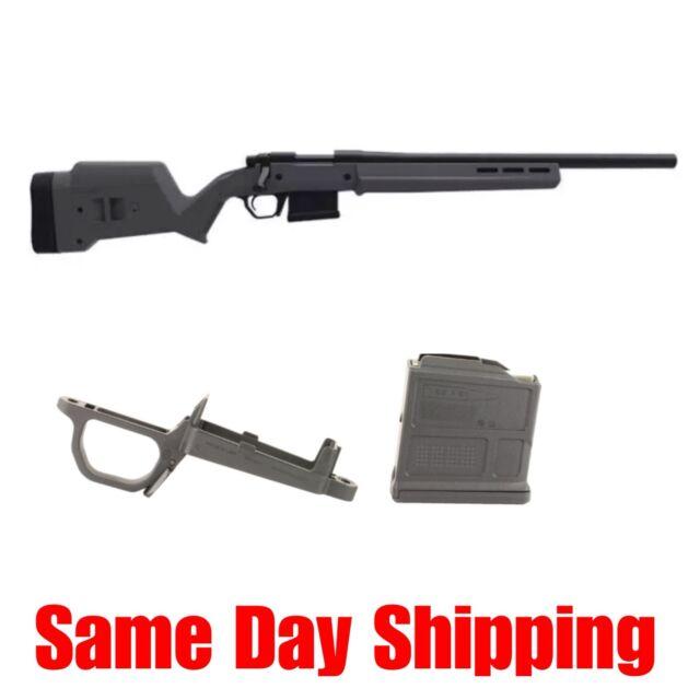 Magpul Hunter Short Action Stock W/mag Well Mag495-gry Mag497 Remington 700