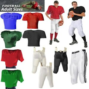 Men s Adult Sizes S-4XL Football   Lacrosse Jerseys   Pants  d9f62c55b