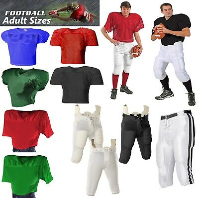2 pr sold separately Adult slotted// padded by TAG Football Pants Adult XL