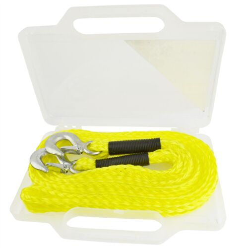 4M 2 Ton Emergency Tow Towing Strap Road Recovery Offroad Car 4x4 TE673