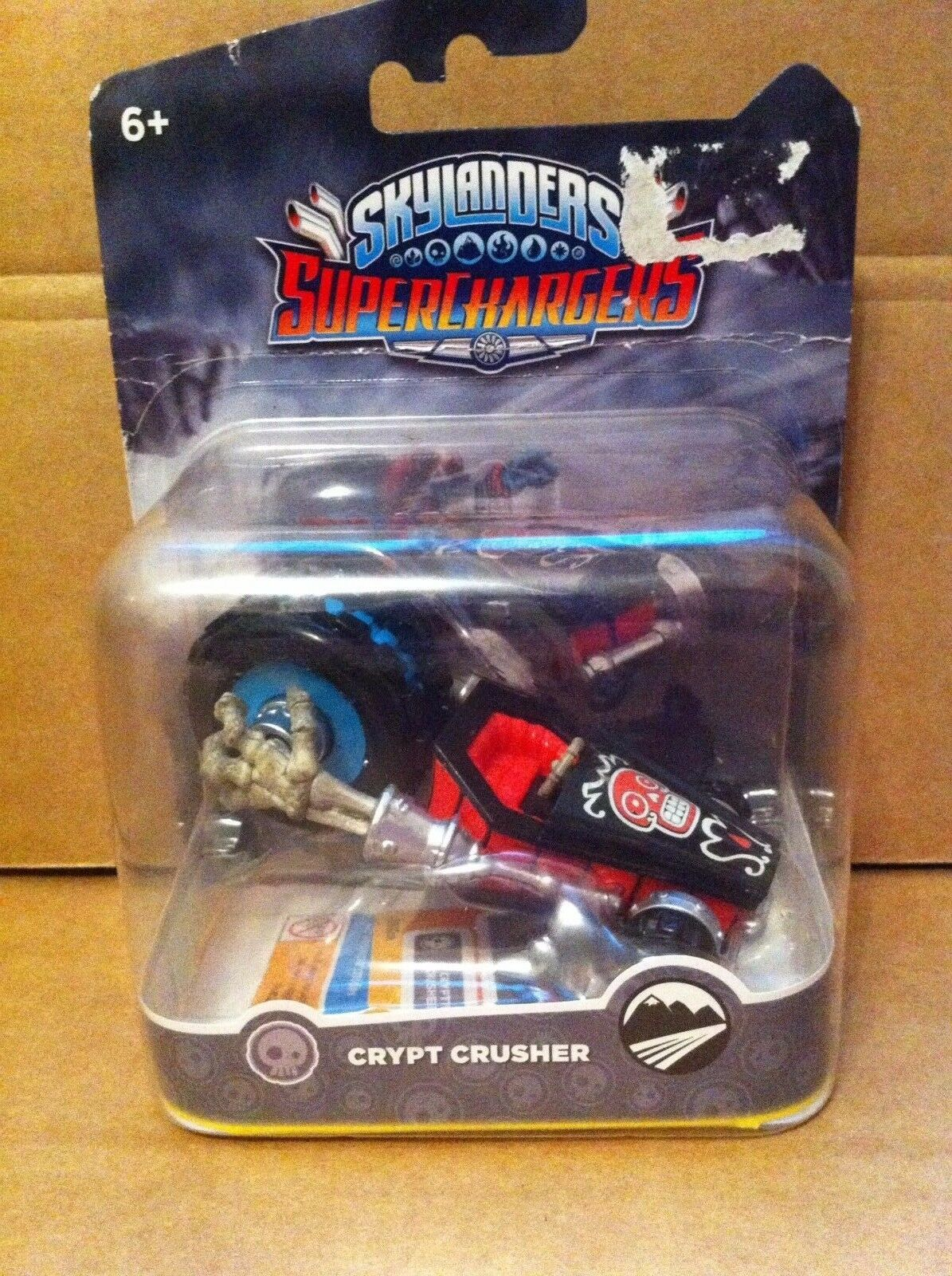 SKYLANDERS SUPERCHARGERS - Crypt Crusher - Combined Postage