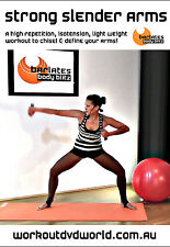 Barre Style Toning EXERCISE DVD - Barlates Body Blitz - STRONG SLENDER ARMS!