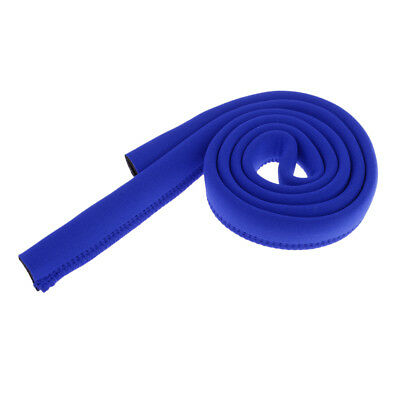 for Water Bladder Hydration Pack Drink Tube Hose Cover Sleeve .. Cover Blue