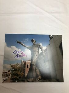 BOBBY BOWDEN FLOIRDA STATE SEMINOLES SIGNED AUTOGRAPHED 8X10 PHOTO 94 CHAMPS 1