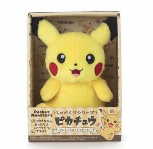 Takara-Tomy-Pokemon-Plush-Talking-Plush-Pikachu-Doll-Series-Kids-Pocket-Monster