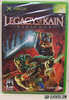 Legacy Of Kain: Defiance (xbox) Sealed