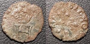 Henri-III-liard-a-l-039-H-couronne-Dy-1145