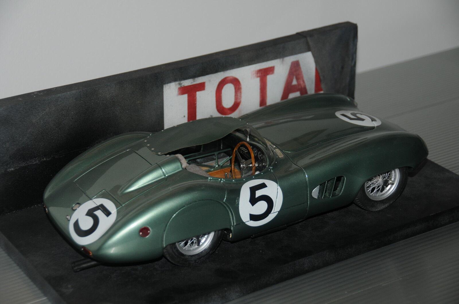 Patrice de conto conto conto 1 12 1959 Aston Martin DBR1   Shelby & profesionales   1st Le Mans  ofrecemos varias marcas famosas