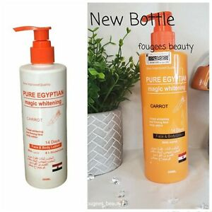 NEWLY-IMPROVED-PURE-EGYPTIAN-MAGIC-WHITENING-CARROT-FACE-AND-BODY-LOTION-300ML