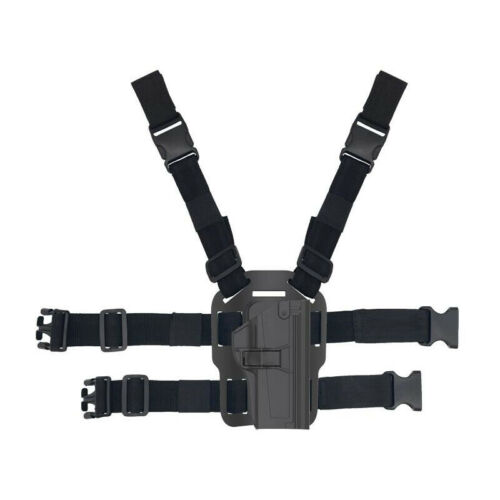 Drop Leg Thigh Holster Fit Beretta PX4 Storm PX-4 Storm 9mm .40 Holder 360° Adj.