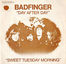 BADFINGER - Day After Day / Sweet Tuesday Morning © APPLE RECORDS Beatles mint