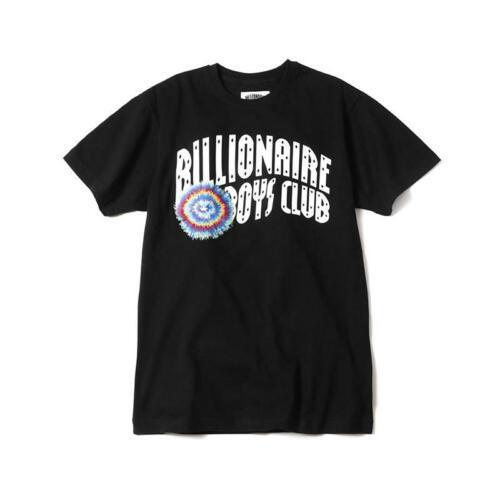 BILLIONAIRE BOYS CLUB BB TIE DYE ARCH T-SHIRT Black