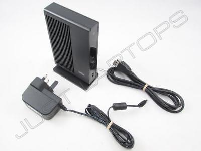 IBM Lenovo K33415 43R8810 USB 2.0 Docking Station Port Replicator w// PSU