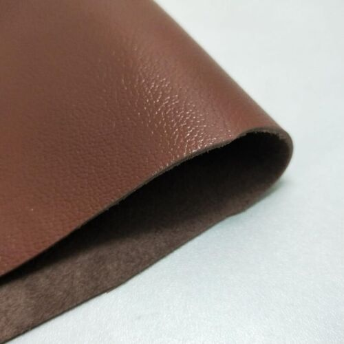 Genuine Real Leather Fabric First Layer Cowhide Hide Cut Material Scrap Classic