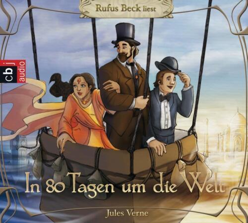 1 von 1 - In 80 Tagen um die Welt von Verne, Jules