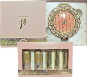 [Dabin Shop] The History of Whoo Royal Holiday Court Make up Pact Limited Set!!