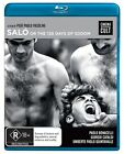 Salo Or The 120 Days Of Sodom (Blu-ray, 2015, 2-Disc Set)