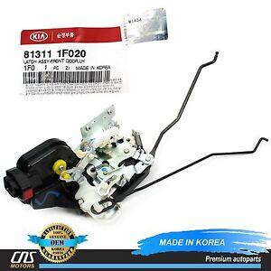 Genuine Left Door Lock Actuator 2005-2010 for Kia Sportage 2.0L 2.7L 81311-1F020