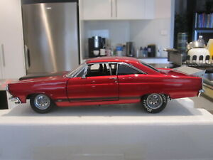 1-18-GMP-18813-1967-FORD-DRAG-FAIRLANE-CANDY-RED-1320-KINGS-NEW