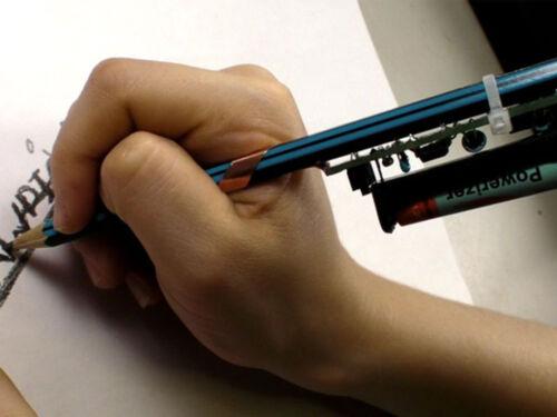 124 SIMPLE MUSIC SYNTHESIZER Electronics Kit Adafruit drawdio Kit V1.1