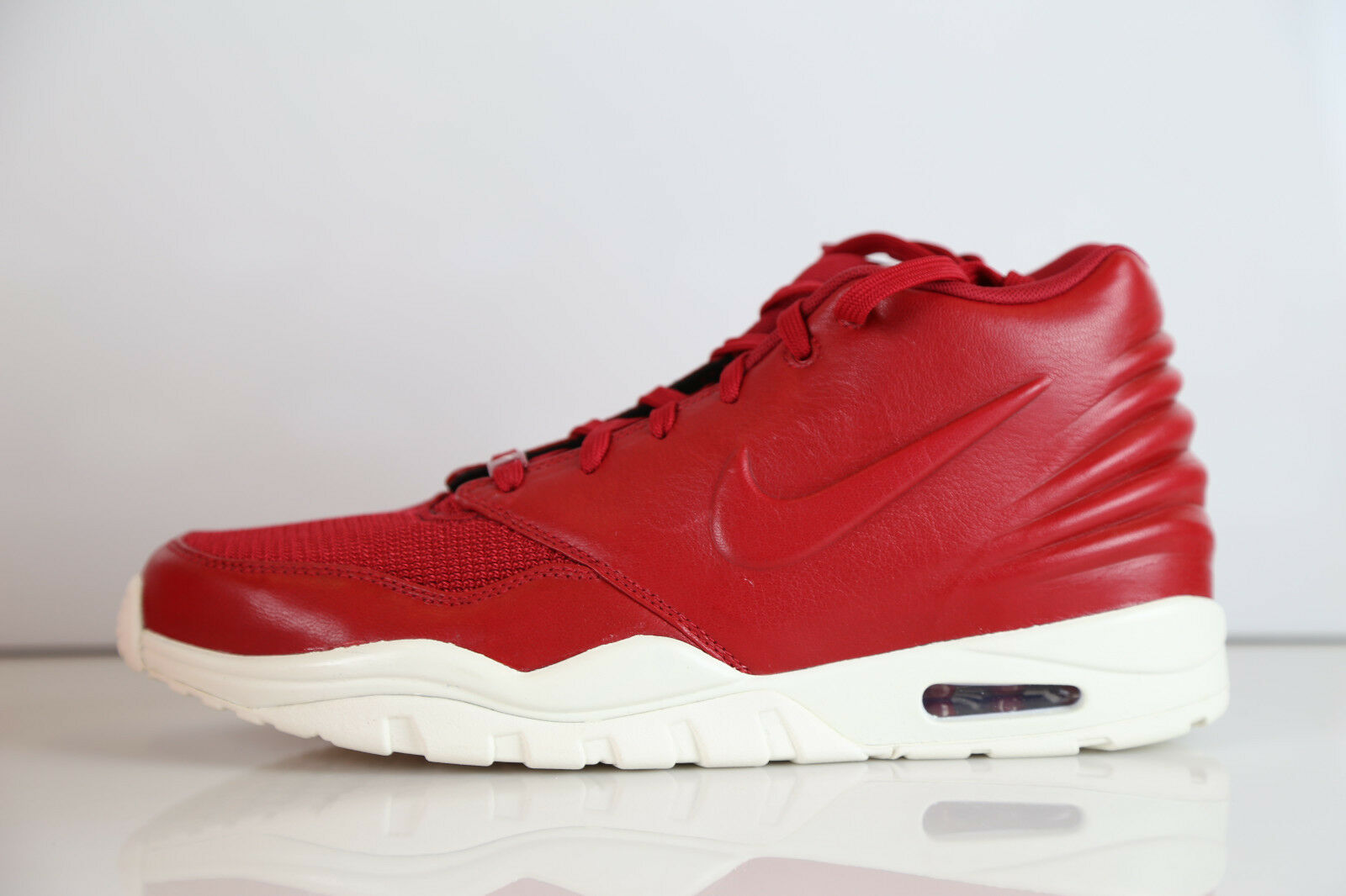 Nike Air Entertainer Gym Red Sail 819854-600 9-13 trainer max 1 3