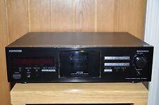 Kenwood KX-5080S Dolby s Hi-fi Platina de cassette en perfecto estado de funcionamiento.