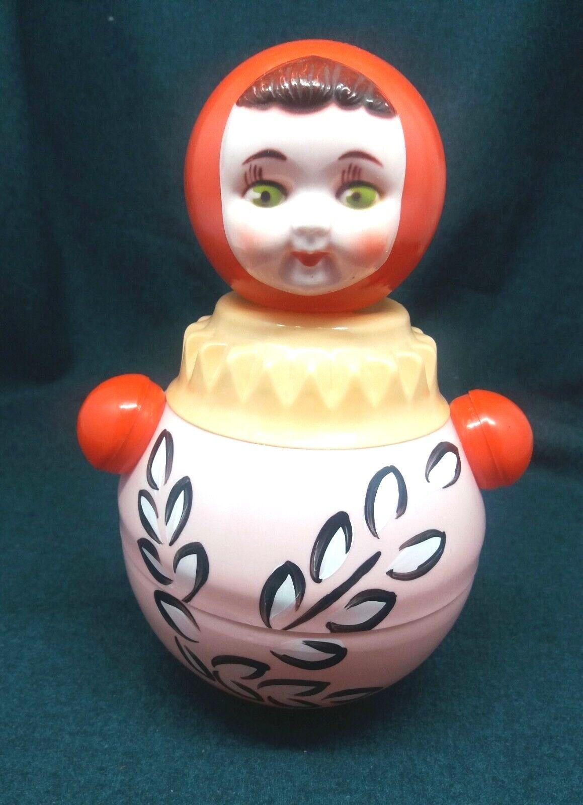 Vintage USSR Big music toggle switch Nevalish doll Skelean sound Tumbler