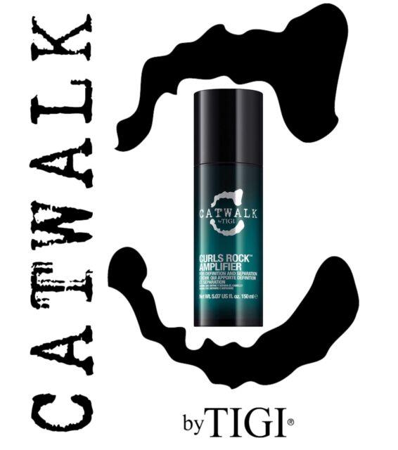 Tigi - Curls Rock Crema Definizione Ricci Professionale Catwalk 150 ml