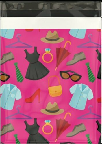 10x13 Boutique Designer Poly Mailer Bags Fast Shipping Fashion Boutique