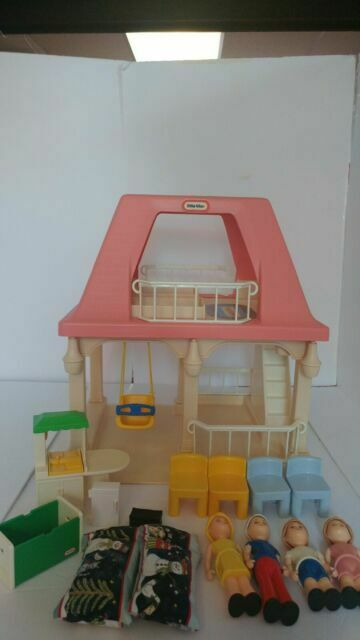Little Tikes Dollhouse Pink Off 60 Www Usushimd Com