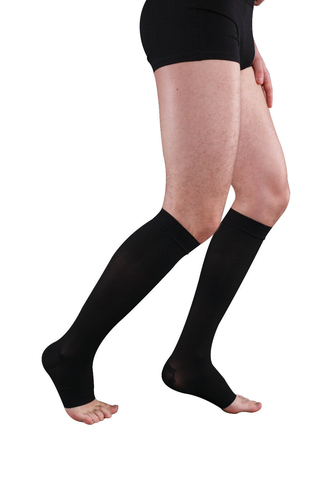 Compression Socks Knee Socks Ad Class 1 2 Or 3 Support Socks Ebay