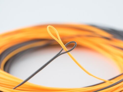 3WT Blue Halo TRITON Double Taper Fly Fishing Line