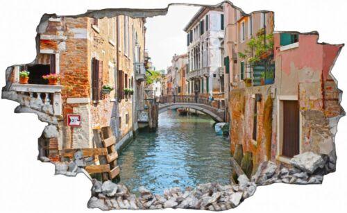 Venedig Stadt Italien Wandtattoo Wandsticker Wandaufkleber C1062